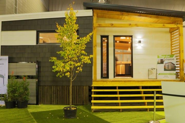 Le Salon habitation d'automne bat son plein au centre de foires de Québec