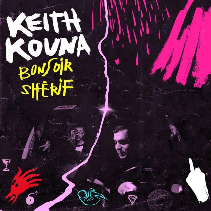 Musique:  Keith Kouna présente son nouvel album Bonsoir Shérif