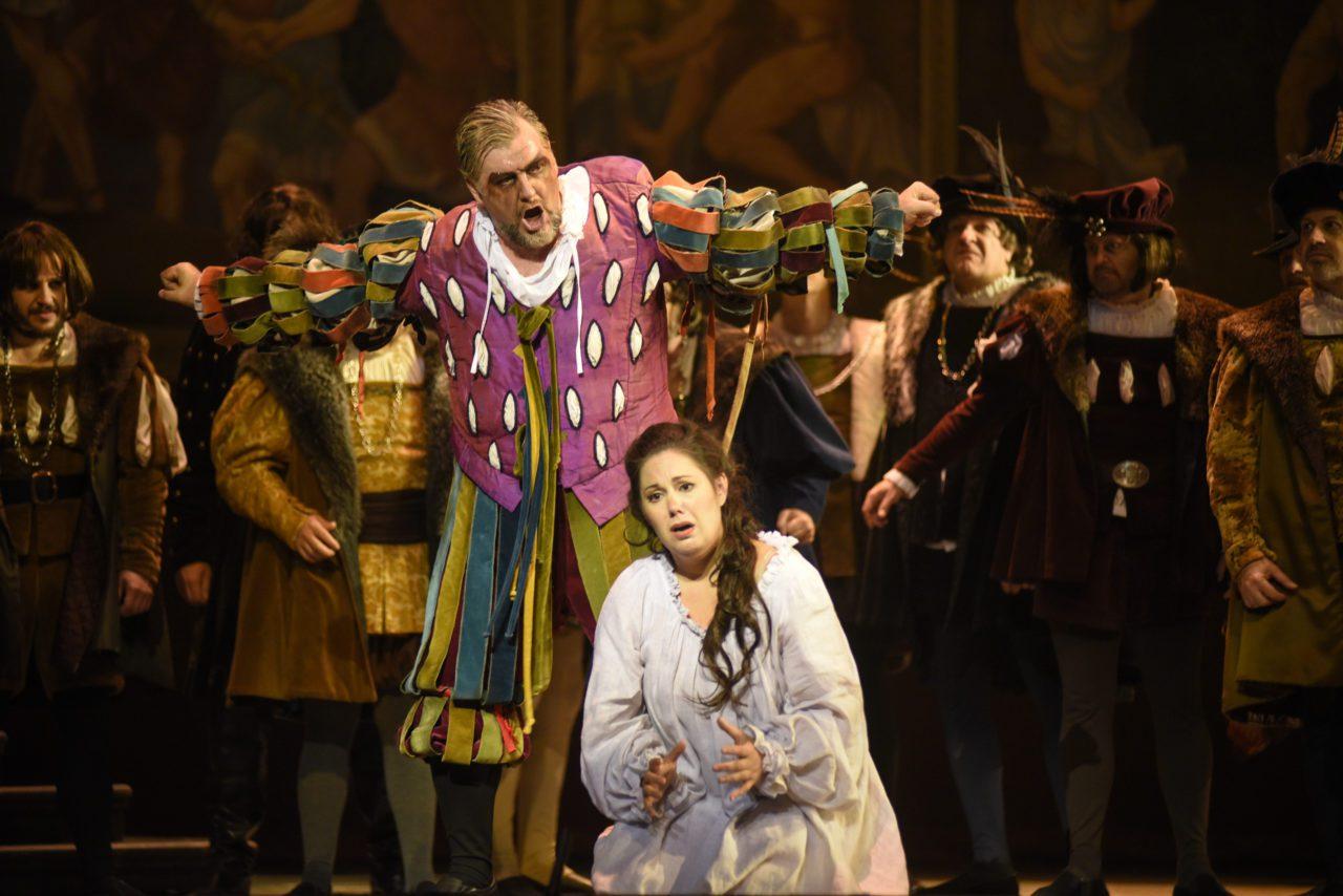 Rigoletto de Verdi ouvre la saison de l'Opéra de Montréal
