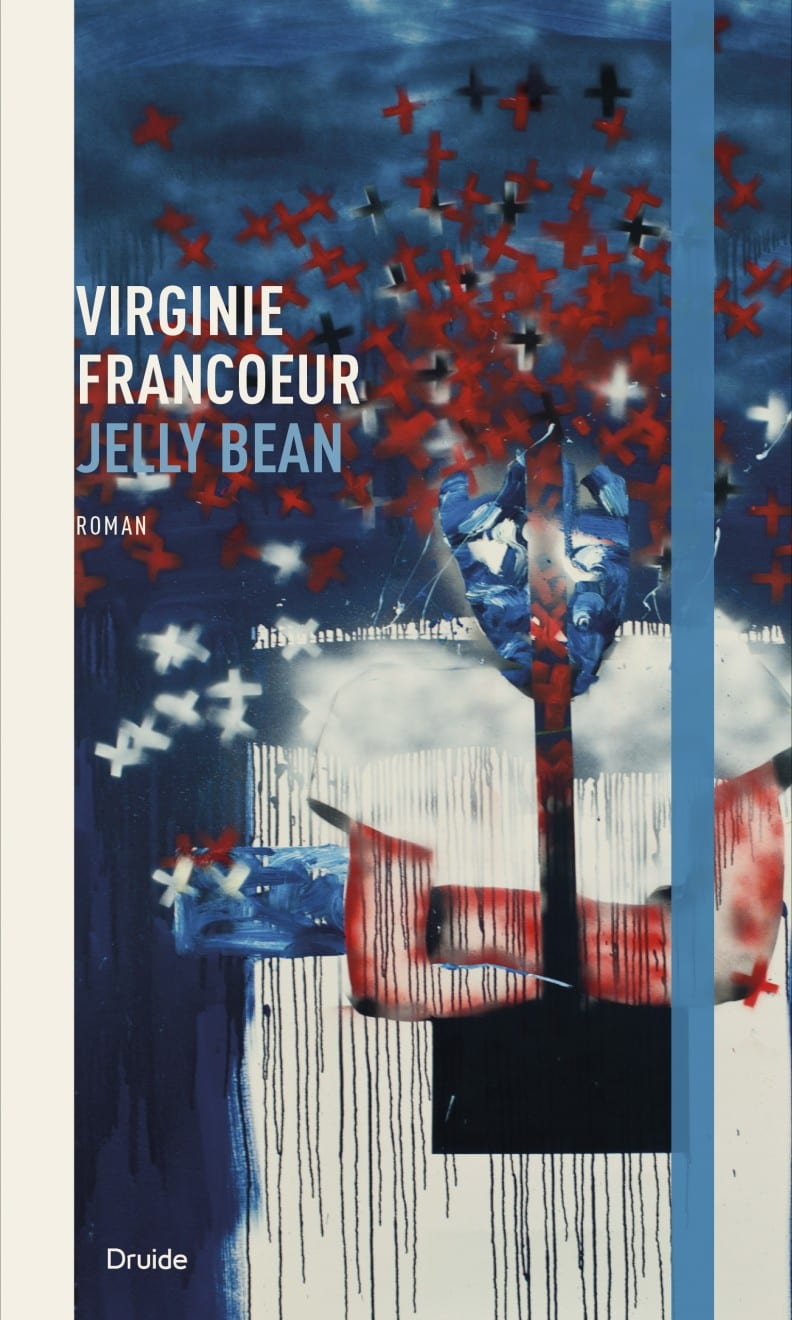 Jelly Bean, premier roman de Virginie Francoeur