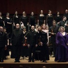 La Chapelle de Québec et les Violons du Roy nous convient à la Cérémonie des Lumières