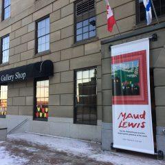 La Art Gallery of Nova Scotia à Halifax