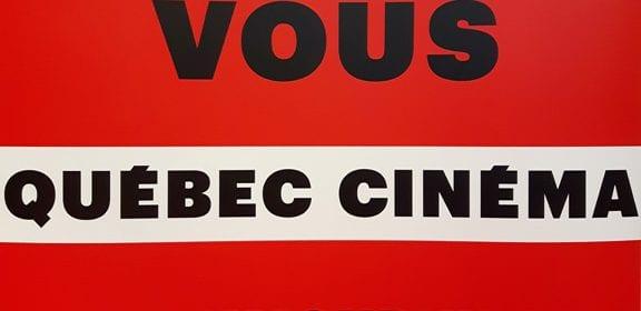 Rendez-vous Québec Cinéma à Drummondville