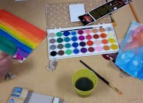 La semaine des arts à l'école Jeanne-Mance