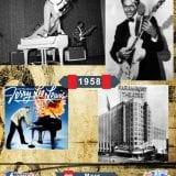 Musique – Pourquoi Jerry Lee Lewis a mis son piano en feu à mi-concert