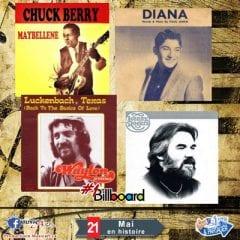 Aujourd'hui le 21 mai dans l'histoire de la musique