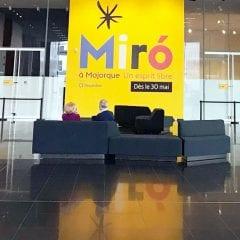 L'exposition Miró à Majorque. Un esprit libre // Une exclusivité nord-américaine au MNBAQ