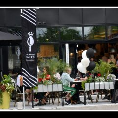 Le café La Maison Smith Belvédère enfin ouvert!