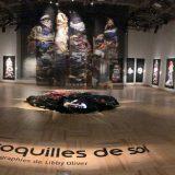 Inauguration de l'exposition « Coquilles de soi. Photographies de Libby Oliver » au Musée de la civilisation