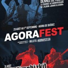 Une première édition réussie pour l'Agora Fest!
