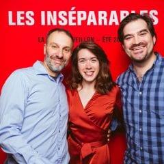 Du théâtre d'été à son meilleur avec Les inséparables à La Roche à Veillon