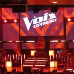 La Voix Expérience – Le spectacle