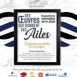 Au profit de la Fondation Maison Dauphine LA GALERIE D'ART URBANIA LANCE « DES OEUVRES QUI DONNENT DES AILES »
