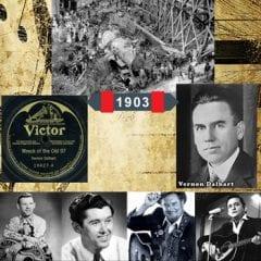 L'histoire de la première chanson Country à devenir un succès national  ''Wreck of the Old 97''