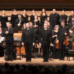 Le splendide Magnificat, concert inaugural des Violons du Roy et de la Chapelle de Québec