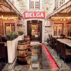 Le Belga célèbre son premier anniversaire et lance son nouveau menu saisonnier!