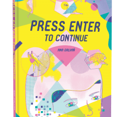 Press enter to continue – Fantagraphics Books