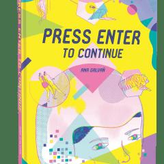 Press enter to continue – Fantagraphics Books