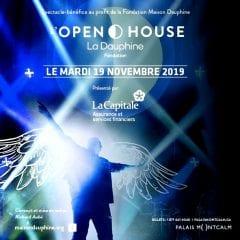 2e édition du spectacle l'OPEN HOUSE et portes ouvertes le 19 novembre UNE JOURNÉE POUR DONNER DES AILES AUX JEUNES DE LA RUE!