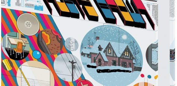 Rusty Brown – Chris Ware (Pantheon Books)