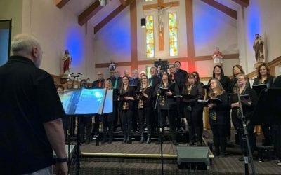 Noël chanté par Les Voix du Chœur