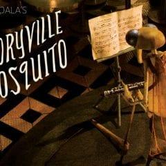 Kid Koala anime la Place des Arts avec son spectacle The Storyville Mosquito