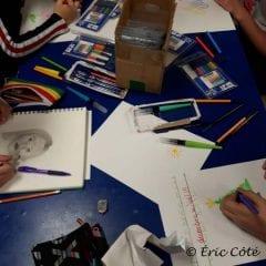 Semaine des arts – École Jeanne-Mance