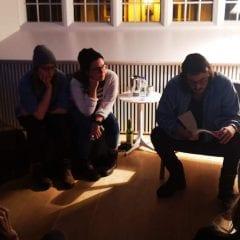 La Nuit rêvée à la Maison de la littérature