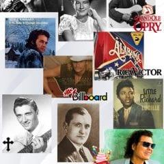 Aujourd'hui le 16 janvier dans l'histoire de la musique