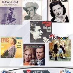 Aujourd'hui le 30 janvier dans l'histoire de la musique