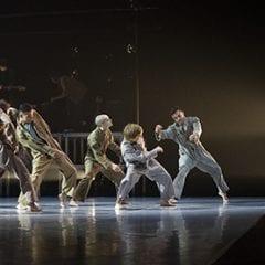 RUBBERBAND, « Vraiment doucement », un spectacle de danse intense, émouvant et original par une compagnie exceptionnelle du Québec