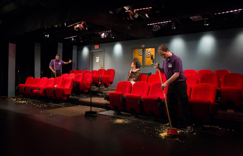 À L'AFFICHE. Théâtre premier Acte. Du 25 février au 14 mars 2020
