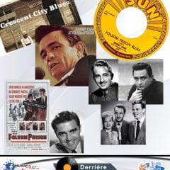 """Un grand succès de Johnny Cash """"Folsom Prison Blues"""" est une chanson empruntée"""