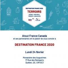 Terroirs-Destination France 2020, une terre d'abondance qui ne cesse de faire rêver !
