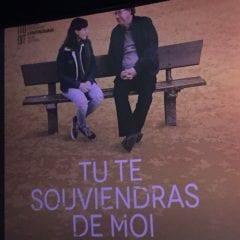 Tu te souviendras de moi (Première mondiale au cinéma Clap Sainte-Foy)