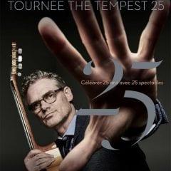Jesse Cook Tournée The Tempest 25 reportée