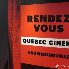 Les Rendez-Vous Québec Cinéma – Drummondville