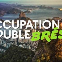 La destination festive d'Occupation Double: le Brésil!