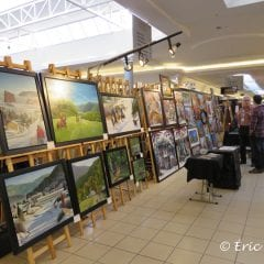 25e édition du Symposium des arts UV Assurance de Drummondville