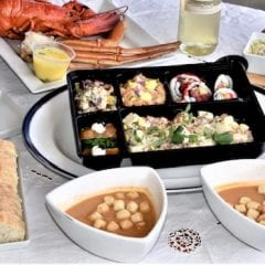 Lancement du menu » Goûter le Québec Maritime» par l'AQIP du restaurant Le Quarante 7