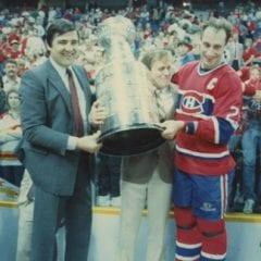 LE TRIOMPHE DE 1986 DES CANADIENS À TVA SPORTS