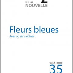 XYZ. LA REVUE DE LA NOUVELLE, sortie du #142 – Thème: Fleurs bleues / le 2 juin 2020