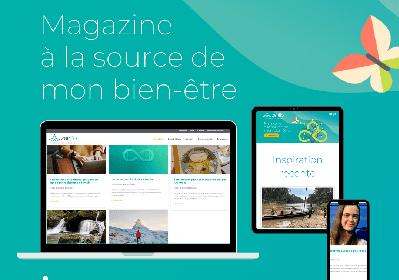 Zenflo, le nouveau magazine bien-être 100% francophone et numérique
