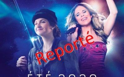 Report en 2021 du spectacle De Céline Dion à la Bolduc prévu cet été au Casino de Montréal