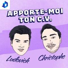 Ludovick Bourgeois et Christophe Dupéré animent un balado sur QUB radio