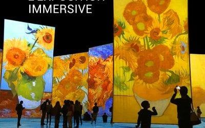 Imagine Van Gogh : déjà 10 000 billets vendus!